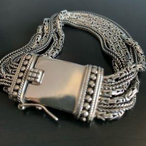 Silpada 'Go Gorgeous' bracelet